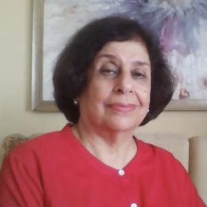 Nargis Wadia